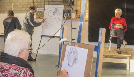 Born-Art, school voor klassiek <BR>hedendaags Realisme